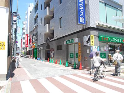 JR蒲田駅からの道案内