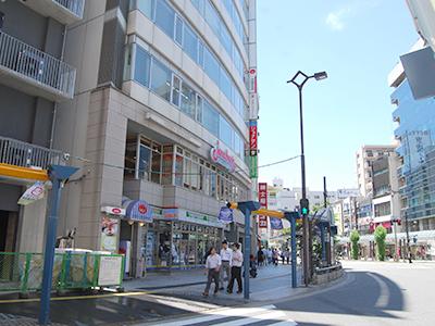 京急蒲田駅からの道案内